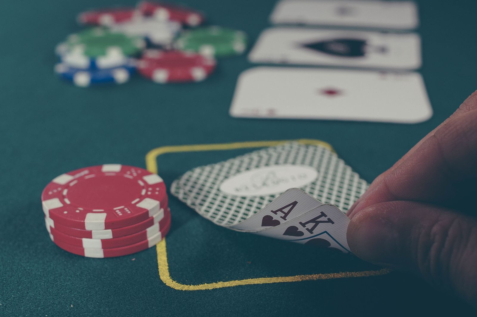 The Key Code To Online Casino. Yours, For Free