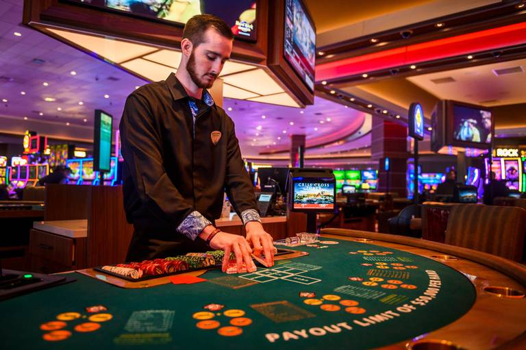 Casino: That is What Professionals Do